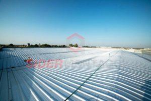 Bonifica amianto capannone industriale SAFIM