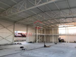 Stabilimento industriale Alimilk Taviano