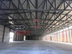 Nuovo stabilimento industriale ditta LASIM (Lecce)