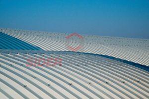 Bonifica amianto capannone industriale PAVIBLOK