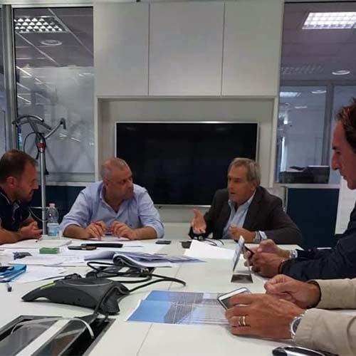 Incontro Sidermontaggi Lasim Lecce 21/10/2019 Copertina