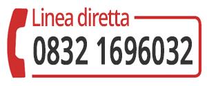 Telefono 0832 1696032